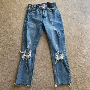 New with tags WINDSOR ripped jeans